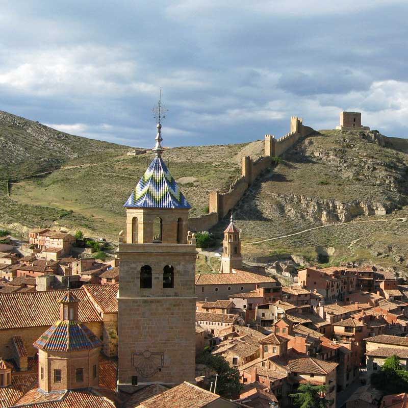 Apartamentos cerca de Albarracín